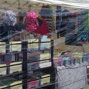 Fenster für Marktstand Pavillon