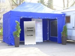 Faltpavillon 3x4,5m