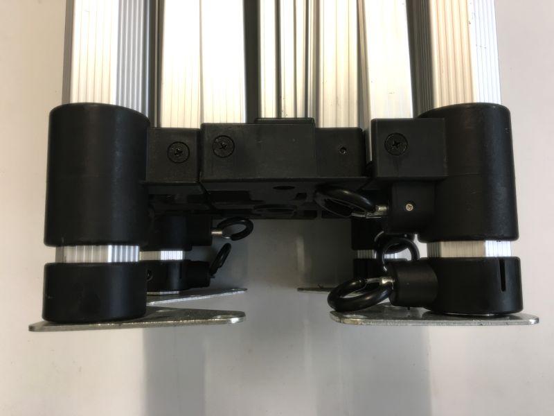 40mm 6-Kant Profile unten