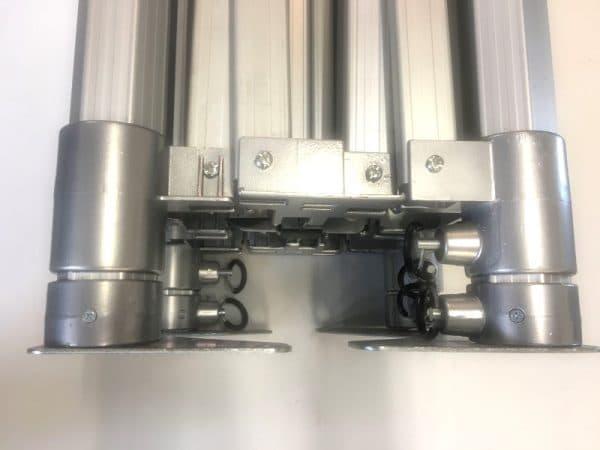 50mm Faltpavillon Rahmen heavy duty