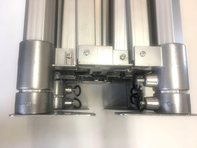 50mm 6-Kant Heavy Duty Rahmen