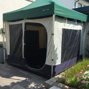 Innen Zalt für Camping Faltpavillon