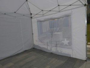 Faltpavillon 3x3m LT Waende