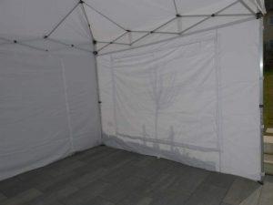 Faltpvillon leicht 3x3m