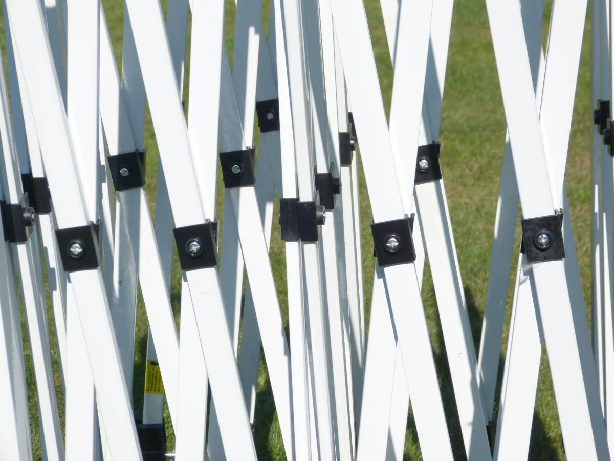 Faltpavillon mit Stahlrahmen Compact Canopy