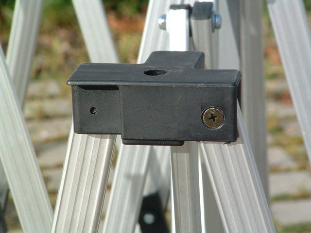 40 mm 6-Kant Rahmen Detail