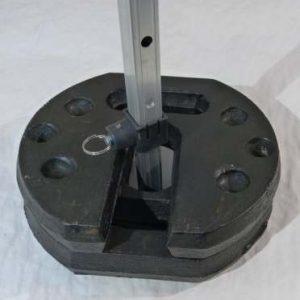 1 Paar Gewichte für Faltpavillons / Faltzelte